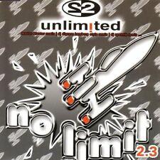 2 Unlimited No limit 2.3 (2003, 6 mixes incl. Master Blaster Remix) [Maxi-CD]