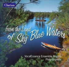 Vocalessence Ensemble Singe...-From The Land Of Sky Blue Wate CD NEW