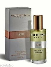 MINI PROFUMO YODEYMA RED DONNA Eau de Parfum con SCATOLA 15ml.