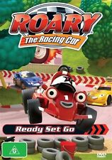 Roary The Racing Car - Ready Set Go (DVD, 2011) BRAND NEW SEALED!