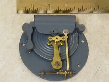 """GOOD OLD ANEROID BAROMETER 4"""" MOVEMENT- WORKING FINE (4)"""