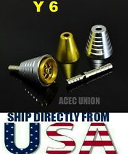 Metal Detail Up GOLD Luxury Thruster Set Y6 For 1/100 MG Gundam U.S.A. SELLER
