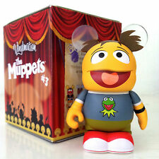 "DISNEY VINYLMATION 3"" MUPPETS SERIES 3 WALTER CHASER COLLECTIBLE PARK FIGURE"