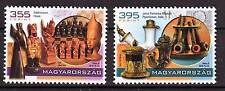 HUNGARY - 2016. Museums of Hungary - Chess and Pipe Museums - MNH