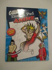 NEW Giant ANIME CARTOON HOW TO DRAW & SKETCH PAD~BEGINNERS~EVERYONE