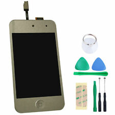 New Silver LCD Screen Digitizer Glass Assembly For iPod Touch 4 4th Gen 4G Tools