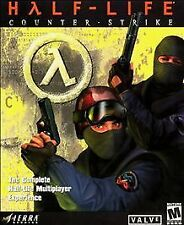 Half-Life: Counter-Strike (PC, 2000) *Large Box*