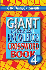 The Daily Telegraph Giant General Knowledge Crossword