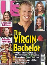 US WEEKLY MAGAZINE The Bachelor Kate Middleton Melissa McCarthy The Grammys