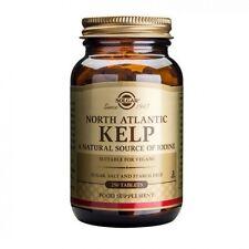 Solgar del Atlántico Norte Kelp Tablets 250