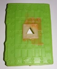 1965 Green Ghost Game - Triangle Pit Cover