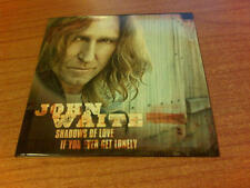 CDs PROMO JOHN WAITE SHADOWS OF LOVE P 2011 CAT. FR PR CD 017