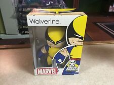 Hasbro Toy Art Vinyl Mighty Muggs Marvel Comics Figure MIB - WOLVERINE