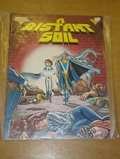 DISTANT SOIL #1 FN WARP GRAPHICS US MAGAZINE