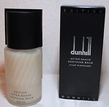 100 ml. After Shave Soothing Balm Spender Edition  Dunhill