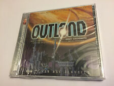OUTLAND (Jerry Goldsmith) OOP FSM Ltd Complete Score OST Soundtrack 2CD SEALED