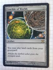 Mtg Magic the Gathering 10th Edition Crucible of Worlds
