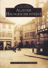 La serie imágenes de archivo-alzeyer casa historia (n), imagen banda/cronología Alzey