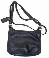 COACH CROSS-BODY LEATHER EQUESTRIAN MESSENGER SHOULDER BAG #9132 NWOT ON SALE
