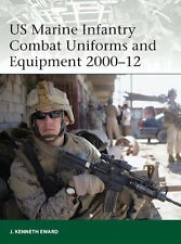 Osprey Elite 190: US Marine Infantry Combat Uniforms and Equipment 2000-12 / NEU