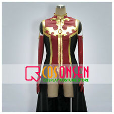 Cosonsen Code Geass Lelouch of the Rebellion Villetta Nu Red Cosplay Costume