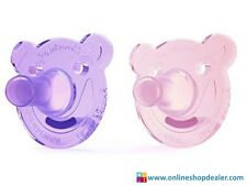 AVENT SoOtHiE PURPLE BeAr PaCiFieR 0-3 MONTHS