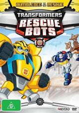 Transformers Rescue Bots - Bumblebee To The Rescue (DVD, 2014)
