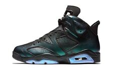 2017 Nike Air Jordan 6 VI Retro AS SZ 9 Chameleon All-Star Hornets 907961-015