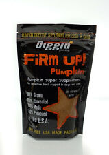 Diggin Your Dog Firm up Pumpkin Dog Pet Cat Digestive Tract Health 4oz  USA made