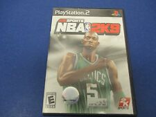 PlayStation 2, NBA 2K9, Rated E, Improved Association, Hot Zones, Signature Shot