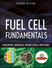 Fuel Cell Fundamentals (US HARDCOVER STUDENT 2nd Edition; ISBN-10: 0470258438)