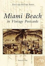 Miami Beach in Vintage Postcards (Postcard History Series)