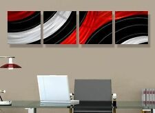 Contemporary Abstract Metal Wall Art Home Decor - Moment of Truth by Jon Allen