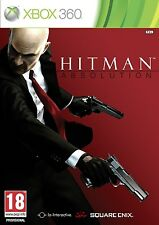 HITMAN ABSOLUTION       ______  pour X-BOX 360