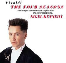 Nigel Kennedy Vivaldi-The four seasons (1989, EMI, & English Chamber Orch.) [CD]