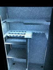 Gun Safe LED Light,12-26 wide safe, auto on/off, battery power. FREE HOOK-n-LOOP