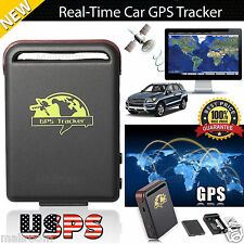 TK102B Magnetic Mini Car Vehicle GPS Tracker For Spy Personal Real Time Tracking