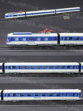 Atlas TRANSALPIN Minitrains Z 1/220 Diecast Model
