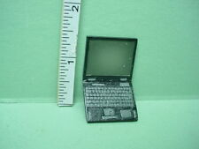 Dollhouse Miniature Laptop Computer -Town Square T8506 1/12th Scale Non-Working