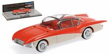 Minichamps 1/43 Buick Centurion Concept 1956 Red/White Model Car 437141200