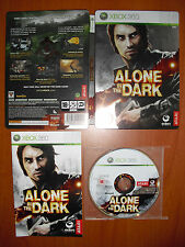 Alone in The Dark 5 Xbox 360 PAL Caja Metálica Steelbook Tin Box ¡EN CASTELLANO