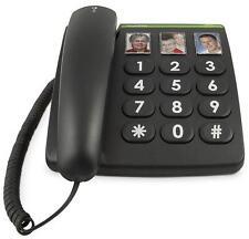 Telefon Doro PhoneEasy 331ph Einzelleitung Schnurtelefon