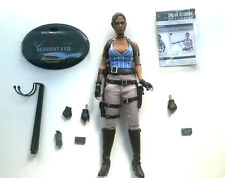 "HOT TOYS SHEVA ALOMAR RESIDENT EVIL 5 - LIMITED 1:6 12"" - USED - NO BOX"