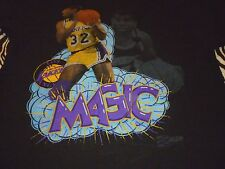 Magic Johnson Vintage Shirt ( Used Size L ) Very Good Condition!!!