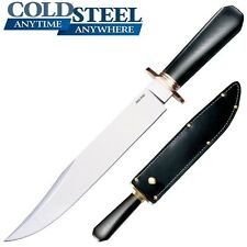 Cold Steel - LAREDO Bowie Knife w/ Leather Sheath VG-1 San Mai III 16CCB New