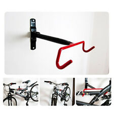 MTB Cycling Bike Storage Garage Wall Mount Rack Hanger Bicycle Steel Hook Holder