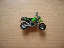 Pin Anstecker Kawasaki KSR 110 / KSR110 grün green Motorrad Art. 0918 Motorbike