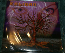 KALIBAN - The Tempest Of Thoughts PROMO CD HTF OOP