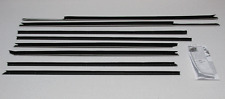1965-1966 Buick Wildcat 2 Door Hard Top Repops Window Felt Weatherstrip Kit 8pc