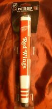 Detroit Red Wings Putter Grip NHL with Removable Ball Marker